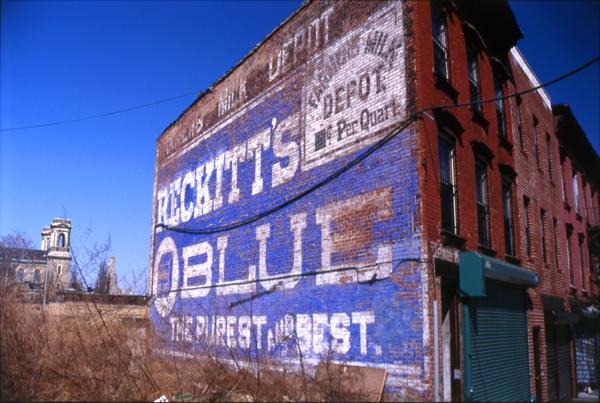 Reckitt's Blue