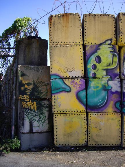 Greenpoint Walls